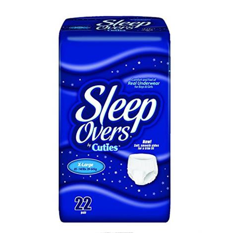 Sleep Overs Disposable Youth Pants With Dri-Fit Technology