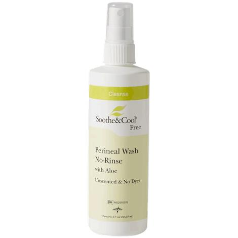 Buy Medline Soothe and Cool No-Rinse Perineal Spray