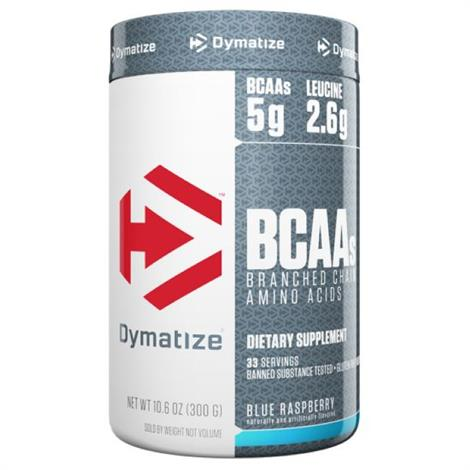 Dymatize BCAAS Branched Chain Amino Acids Dietary Supplement