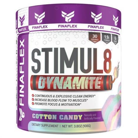 Finaflex Stimul8 Dynamite Dietary Supplement