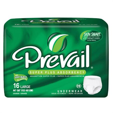 Prevail Full Coverage Super Protective Underwear - Maximum Absorbency