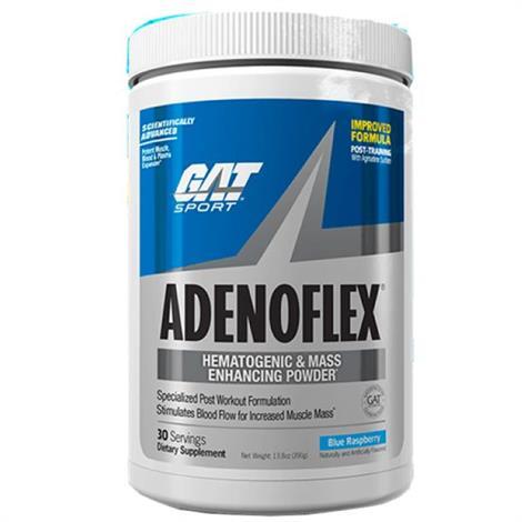 GAT Sport Adenoflex Hyperemia And Testosterone Enhancing Powder Dietary Supplement