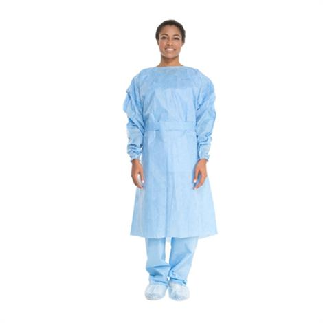 Buy Secure Personal Care Non-Surgical Polyethylene Isolation Gown