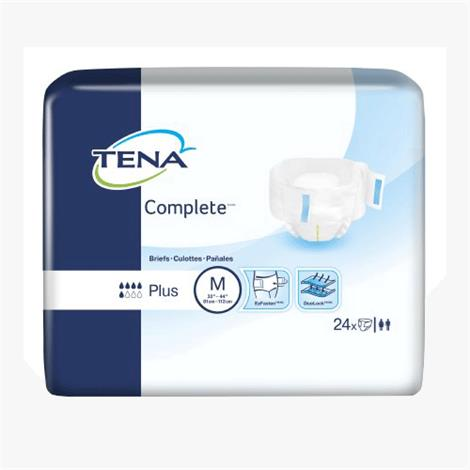 Buy TENA Complete Moderate Absorbency Adult Incontinence Briefs
