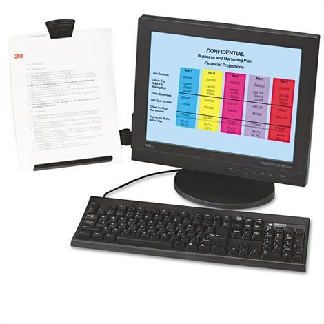 Buy 3M Document Holder for Flat Panel Monitors
