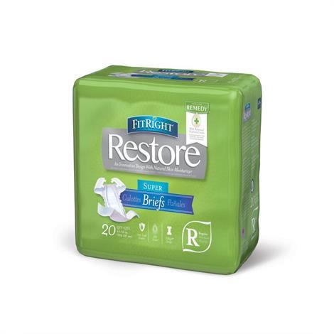 Medline FitRight Restore Clothlike Adult Briefs