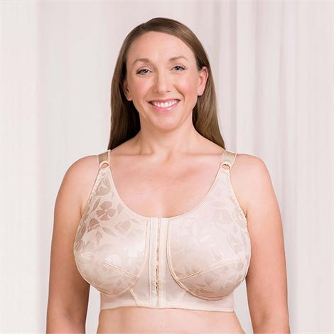 Trulife 202 Mandy Three Quarter Length Posture Support Softcup Mastectomy Bra