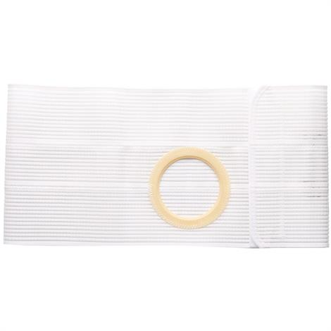 Nu-Hope Nu-Form 8 Inches Right Sided Cool Comfort Elastic Ostomy Support Belt