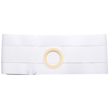Nu-Hope Nu-Form 7 Inches Left Sided Stoma Regular Elastic Ostomy Support Belt
