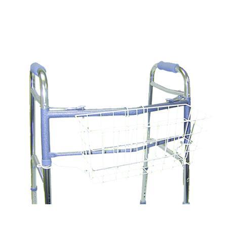 Mabis DMI Clip-On Walker Basket