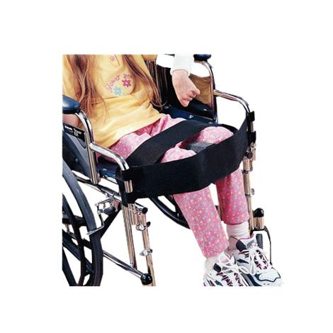 Therafin Wheelchair Knee and Thigh Straps