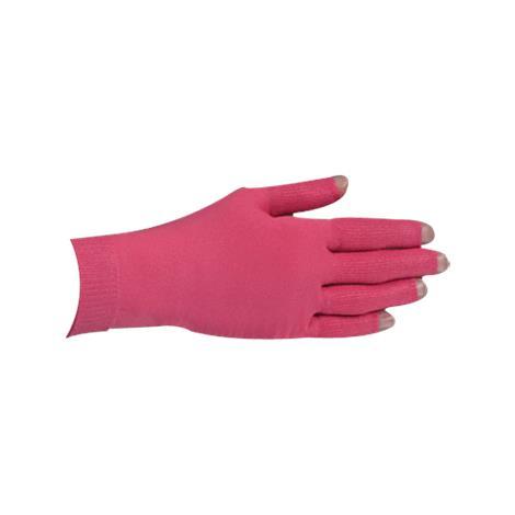 LympheDivas Fuchsia With Crystal Snowflake Compression Glove