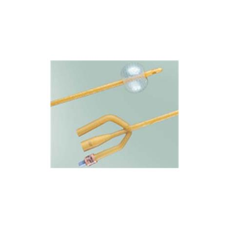 Bard Bardex Three-Way Infection Control Speciality Foley Catheter With 30cc Balloon Capacity