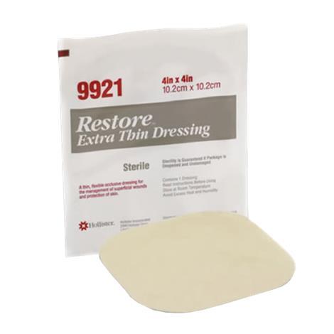 Hollister Restore Extra Thin Hydrocolloid Dressing
