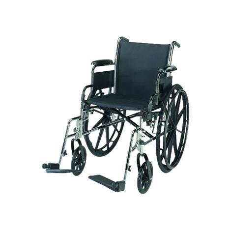 ITA-MED 20 Inch Lightweight Wheelchair
