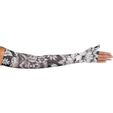 LympheDivas Bali Night Compression Arm Sleeve And Gauntlet