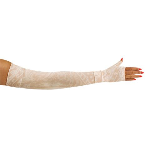 LympheDivas Daisy Fair Compression Arm Sleeve And Gauntlet