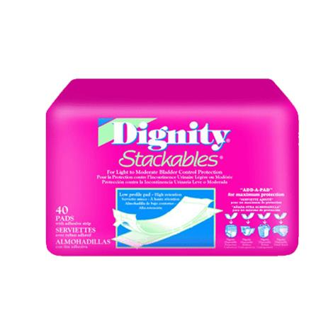 Hartmann Dignity Stackables Pads