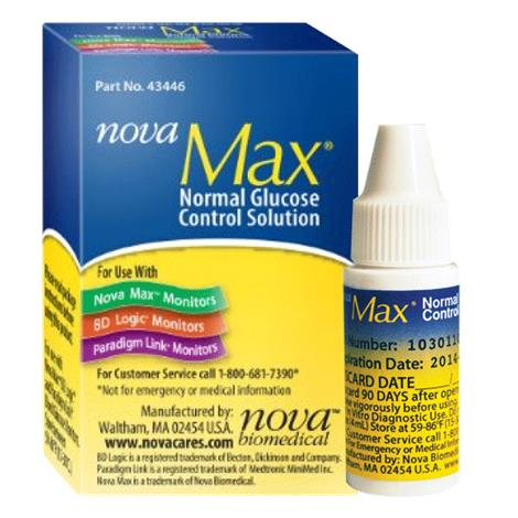 Nova Max Normal Control Solution