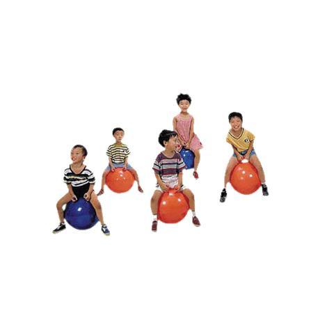 CanDo Inflatable Vestibular Exercise Jump Ball