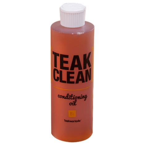 Teakworks4u Teak Clean Conditioning Oil