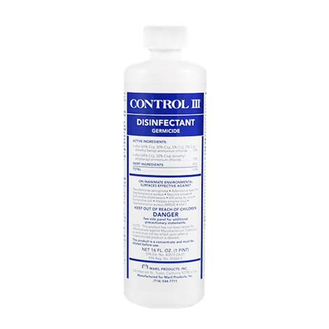 Maril Control III Disinfectant Germicide