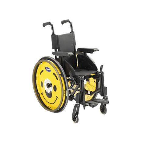 Invacare MyOn Junior Ultra Lightweight Folding Wheelchair