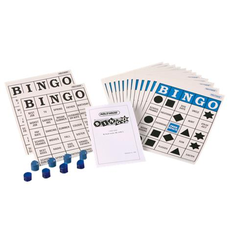 Maddak Reminiscence Bingo Board Game