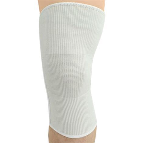 Buy MAXAR Wool and Elastic Knee Brace With Metal Spiral Stays