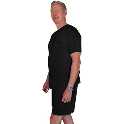 Cool-Jams Mens Wicking Boxer Pajama Set