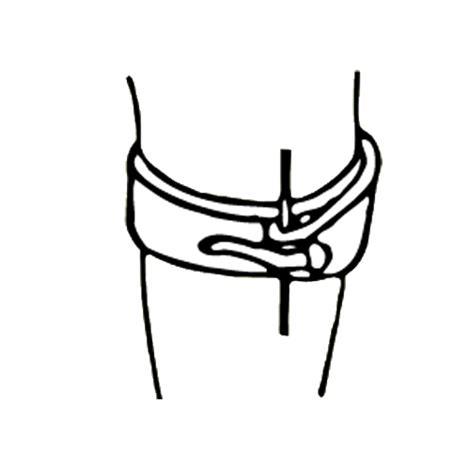 Nu-Hope Catheter Strap