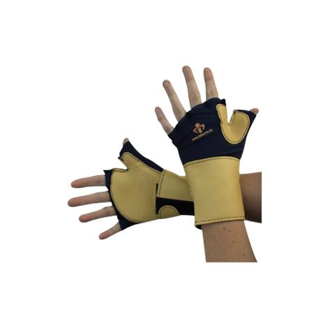 IMPACTO Fingerless Glove With Wrist Support