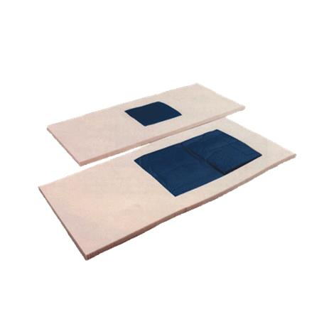Hudson Hydro Float Standard and 2-Part Flotation Bed Pad Accessories