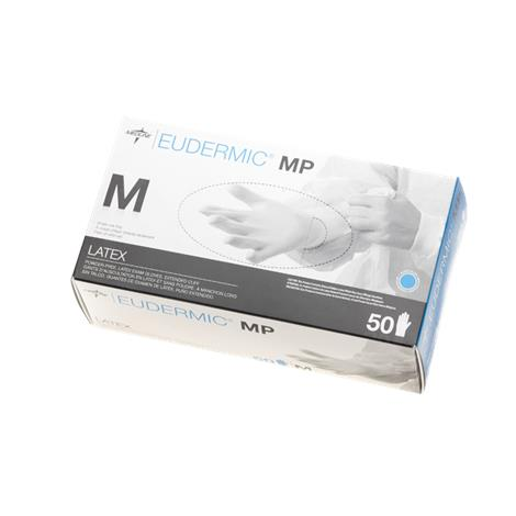 Medline Eudermic MP High Risk Latex Powder-Free Exam Gloves