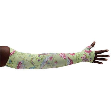 LympheDivas Sweet Pea Compression Arm Sleeve And Gauntlet
