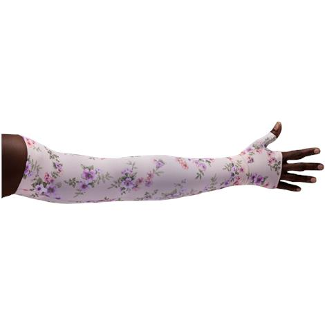 LympheDivas Tranquility Compression Arm Sleeve And Gauntlet