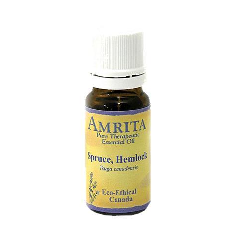 Amrita Aromatherapy Spruce Hemlock Essential Oil