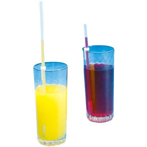One-Way Reusable Drinking Straws