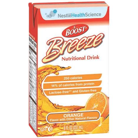 Nestle Boost Breeze Nutritional Supplement Drink