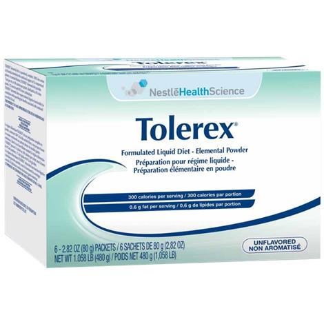 Nestle Tolerex Maintenance Elemental Diet