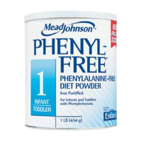 Mead Johnson Phenyl-Free 1 Dietary Powder for Infants and Toddlers