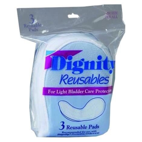 Humanicare Dignity Reusable/Washable Personal Pad