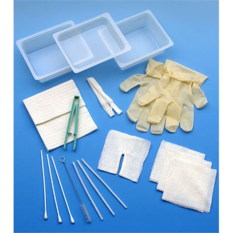 CareFusion AirLife Complete Tracheostomy Cleaning Tray