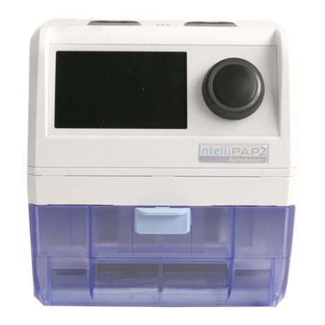 DeVilbiss IntelliPAP 2 AutoAdjust Auto CPAP Machine with Heated Humidifier and PulseDose