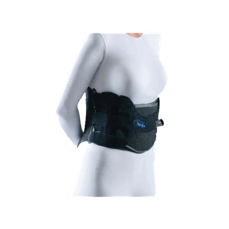 Optec Bivalve Oasis Rehab Back Brace