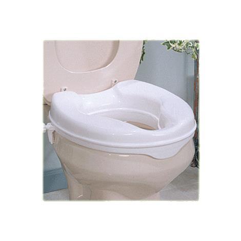 Homecraft Savanah Raised Toilet Seat with Lid
