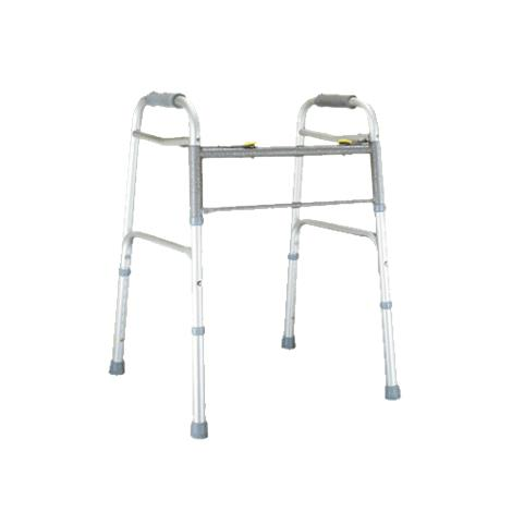 Graham-Field Lumex Imperial Collection Dual Release X-Wide Folding Walker