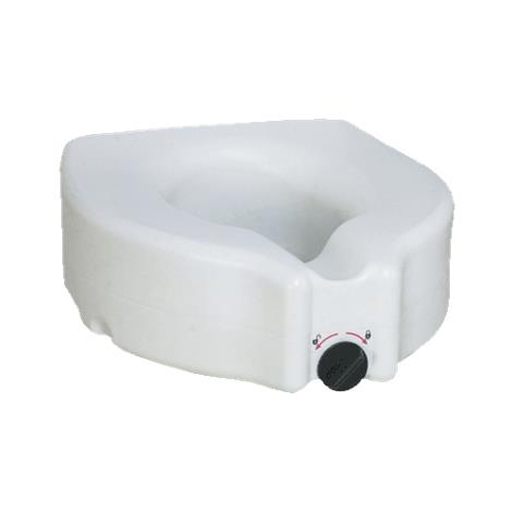 Medline Locking Raised Toilet Seats