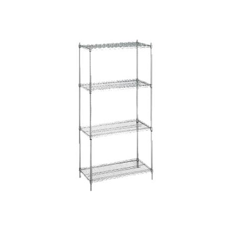 R&B Wire Shelving Units