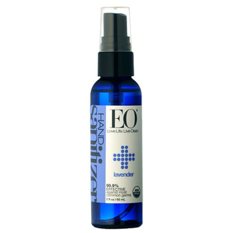 EO Products Organic Lavender Hand Sanitizer Spray